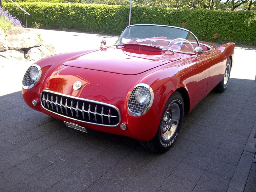 Corvette 1954 bla bla