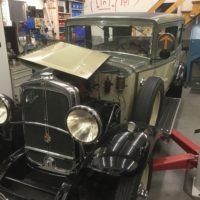 Fiat 522 Limousine 1932
