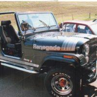 Jeep CJ 7 Renegade Quadra Trac 5.0L Motor V8, Jahrgang 1978