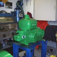 Fertiger Motor