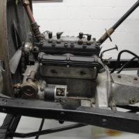der Motor sieht eigentlich noch recht gut aus