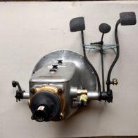 Getriebe repariert und optisch hergerichtet