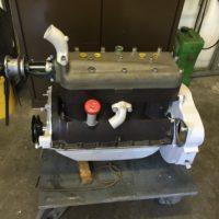Neu aufgebauter Motor