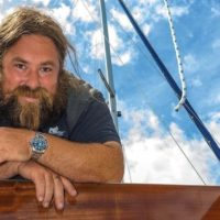 Stefan Züst der Holzbootflüsterer