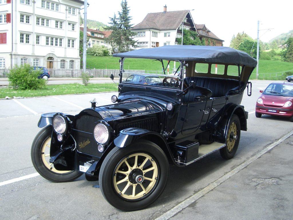 Packard 1917