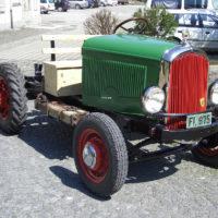 Elkuch Autotraktor fertig restauriert