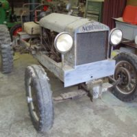 Neuhaus 1932 mit Ford AF 2100 ccm Motor