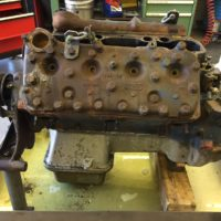 Ersatzmotor Ford V8 3600 ccm Flathaed 30er Jahre